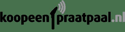 Koopeenpraatpaal_logo
